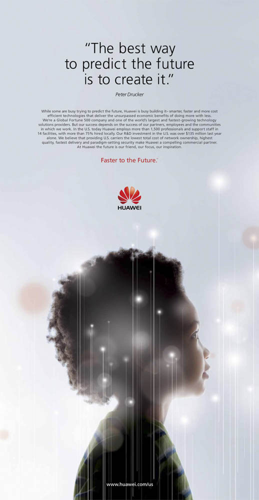 Huawei Ad Campaign