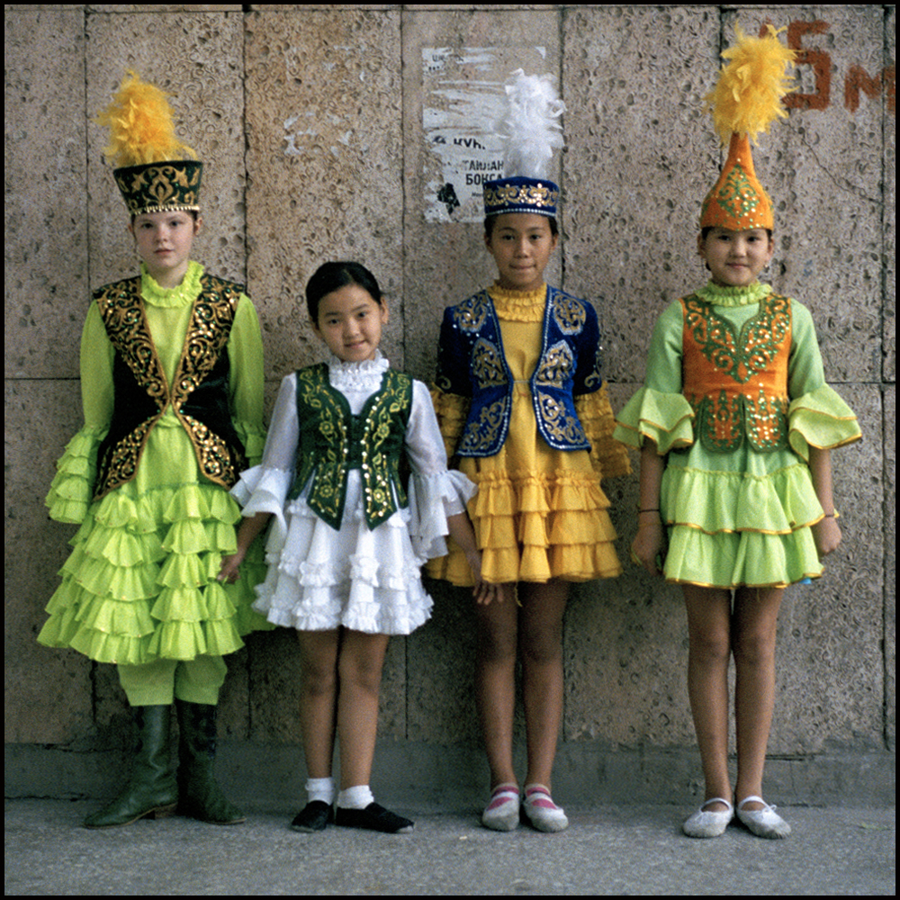 Young Dancers – Kazakhstan
