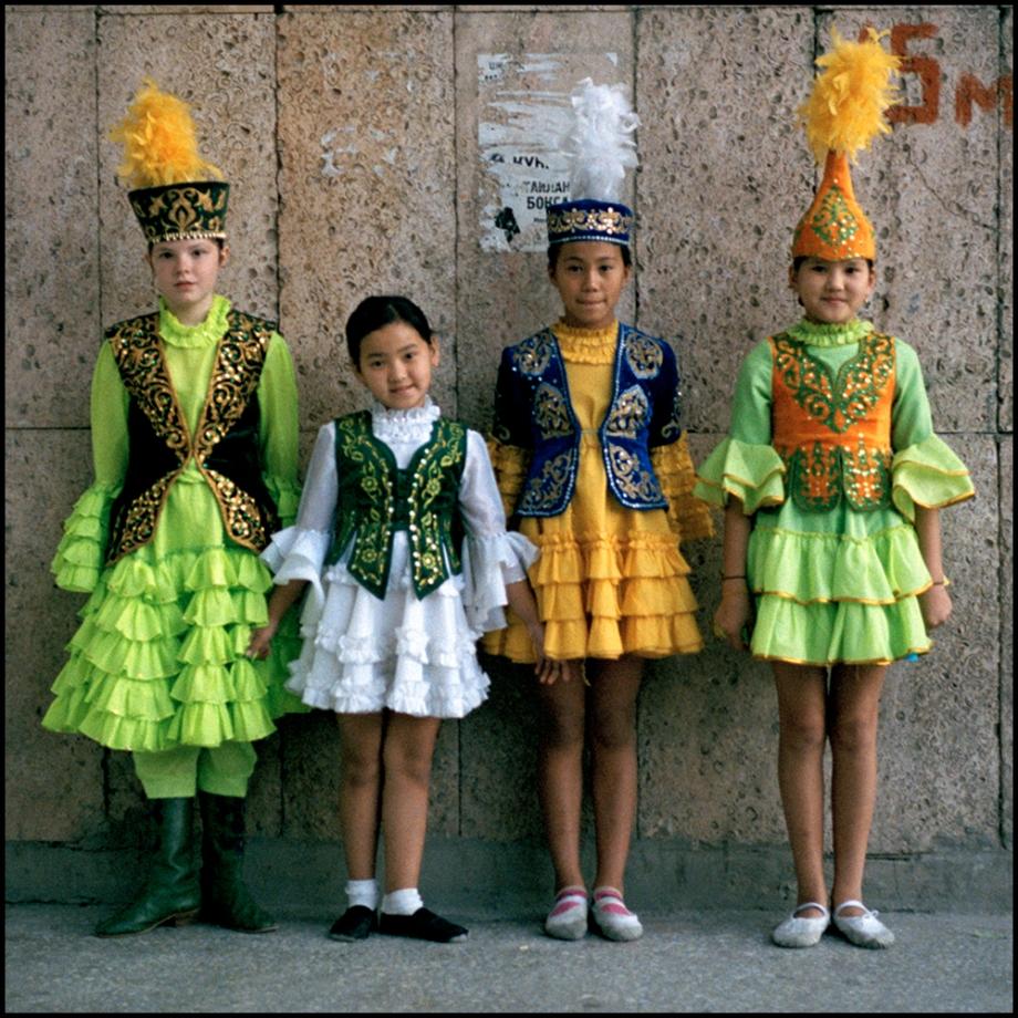 Young Dancers –Kazakhstan