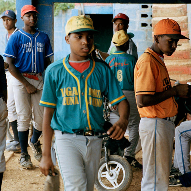 Béisbol en la RepúblicaDominicana