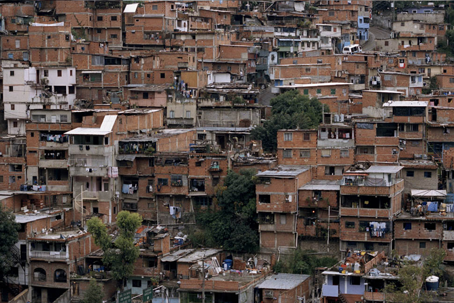 Memories of Barrio de Petare – Caracas,Venezuela